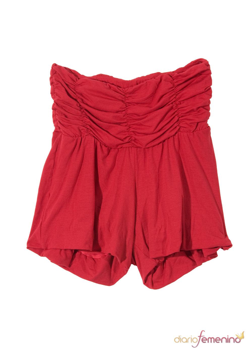 Idea para San Valentín, pantalón rojo pasión  de 'Belook'