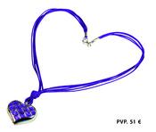 Idea para San Valentín, collar del 'Palacio de la PLata'