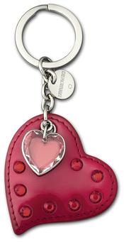 Idea para San Valentín, llavero de 'Swarovski'