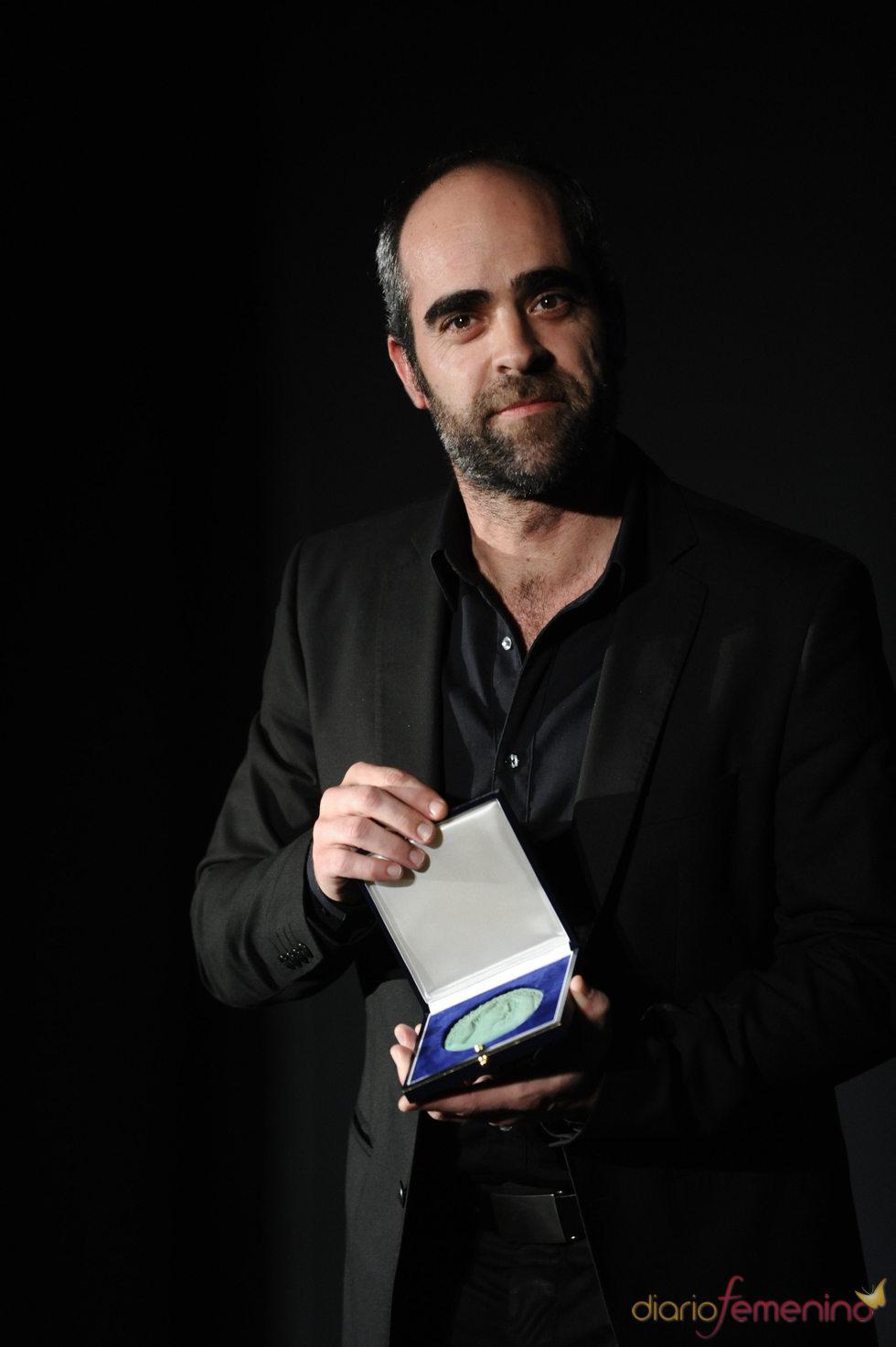 Luis Tosar, premio del Círculo de Escritores Cinematográficos