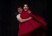 James Franco y Anne Hathaway, a punto para los Oscars 2011