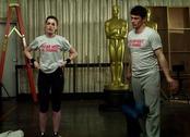 Anne Hathaway y James Franco, presentadores de los Oscar 2011