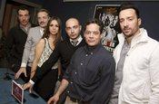 Elena Furiase, Jorge Sanz y Pablo Puyol en 'Crimen Perfecto'