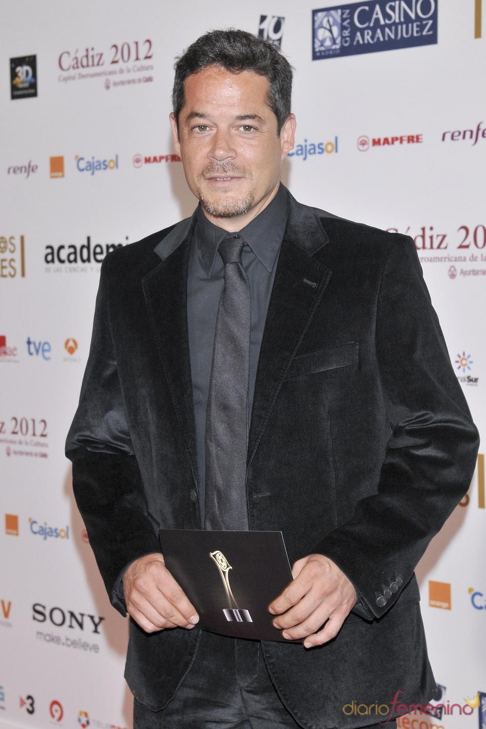 El actor Jorge Sanz