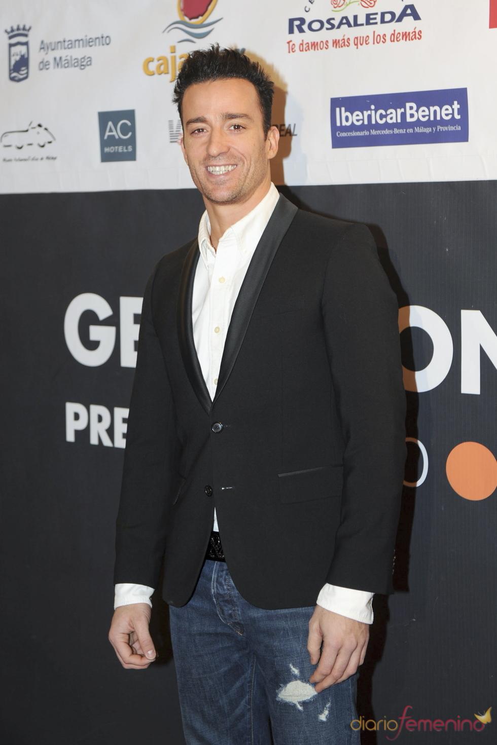 El actor, bailarín y cantante Pablo Puyol