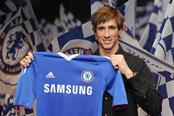 Fernando Torres se convierte en el fichaje español más caro de la historia