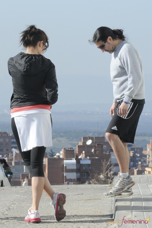 Pilar Rubio se relaja haciendo deporte con su novio