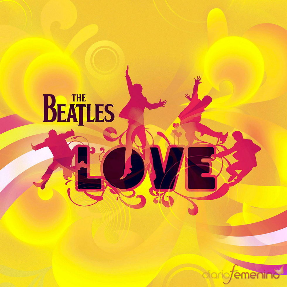 El álbum 'Love' de los Beatles, en iTunes
