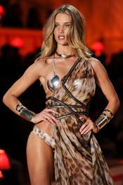 Rosie Huntington, la guerrera de Victoria's Secret