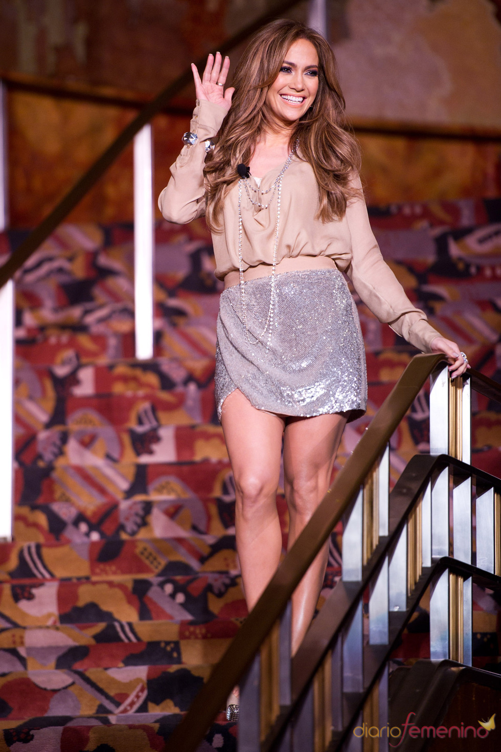 Jennifer López, reaparece como imagen Gillette Venus