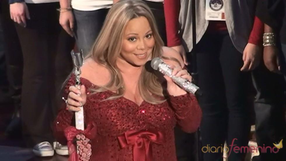 Mariah Carey, últimas imágenes de su embarazo