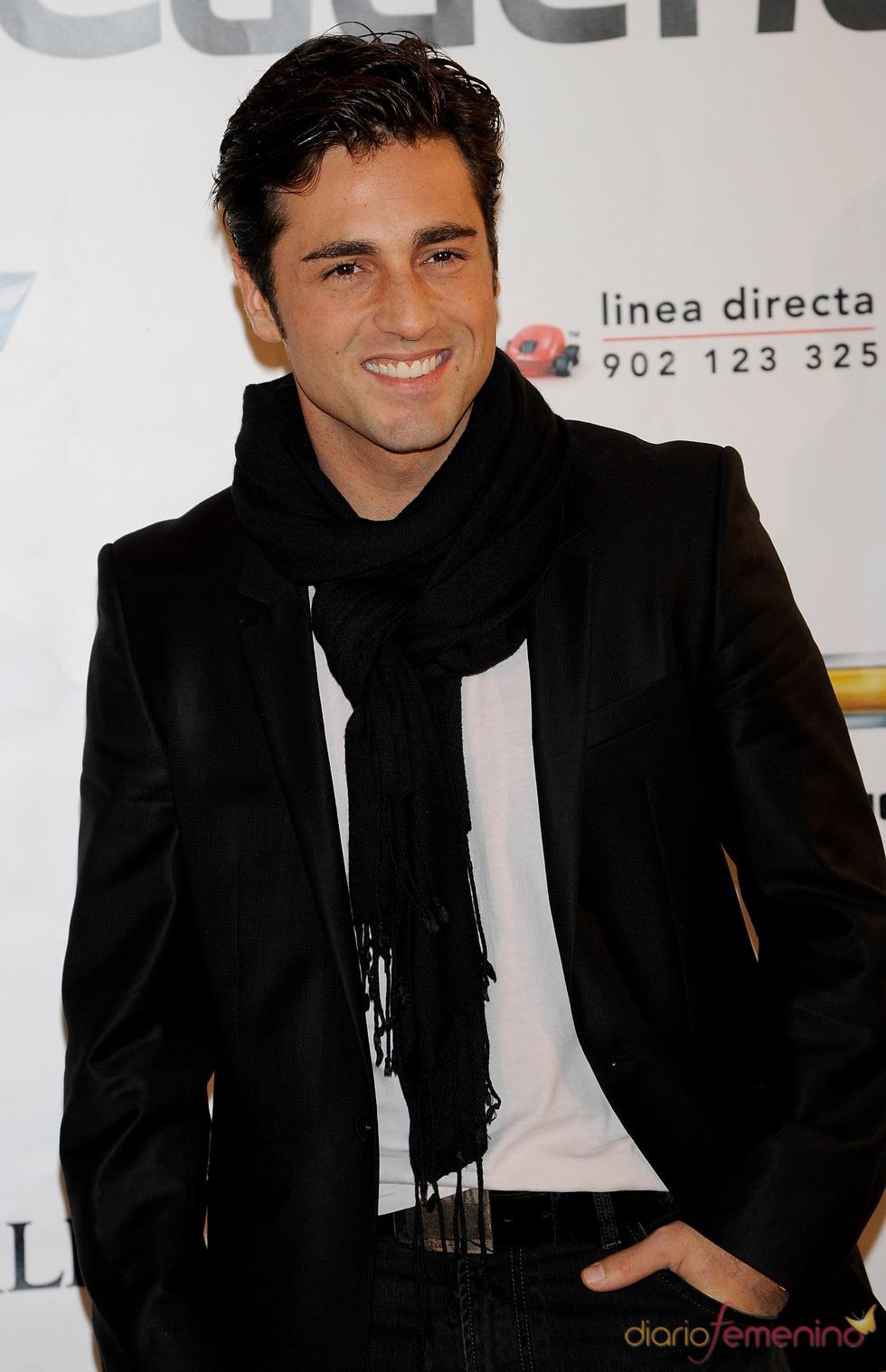 David Bustamante, premiado por Cadena Dial