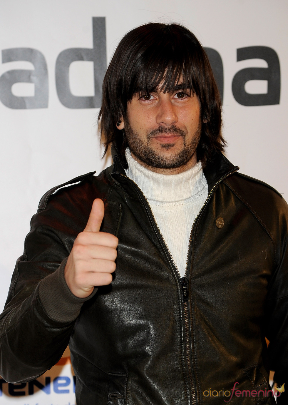 El cantante asturiano Melendi