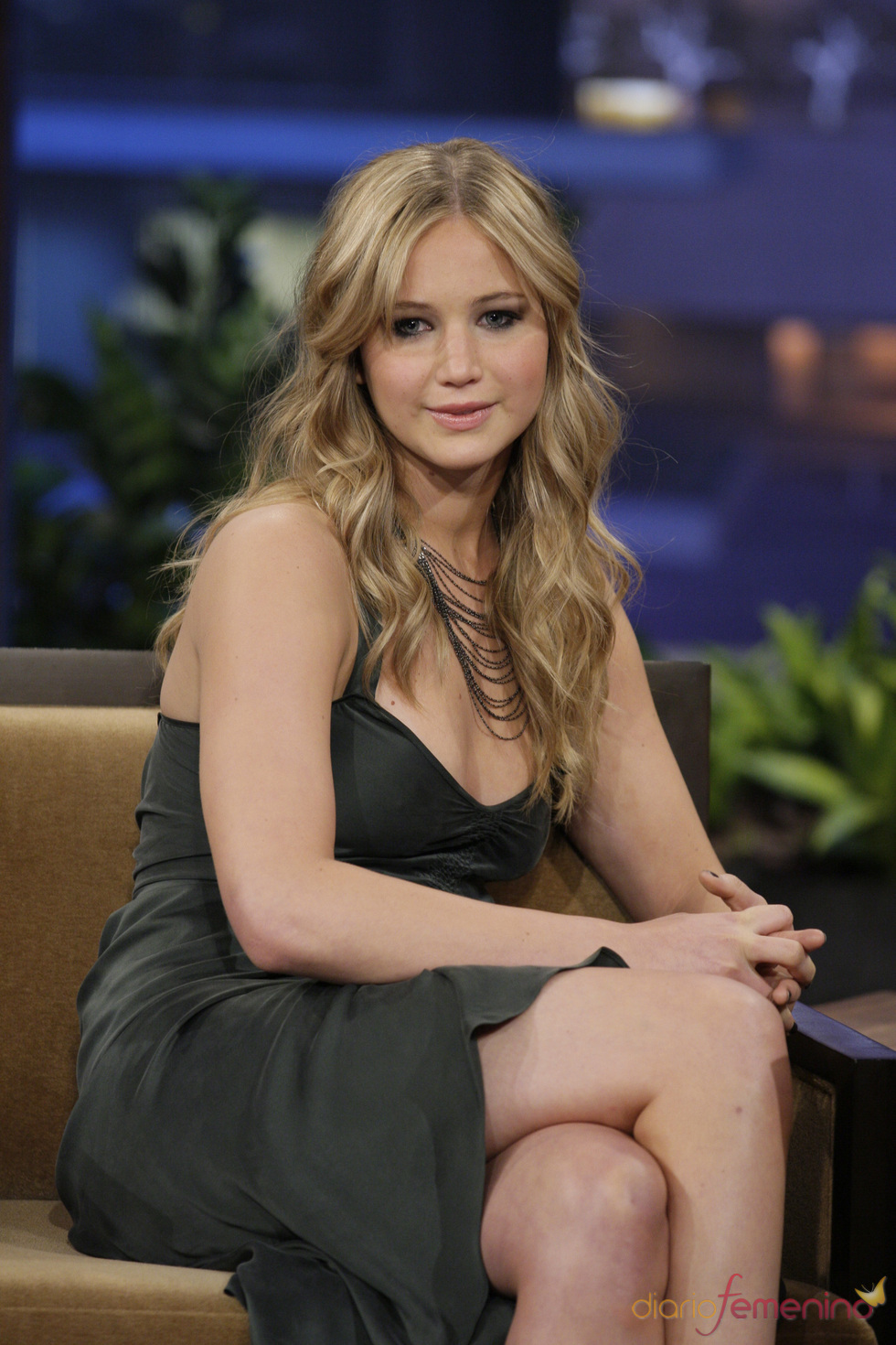 Jennifer Lawrence, actriz revelación de Hollywood