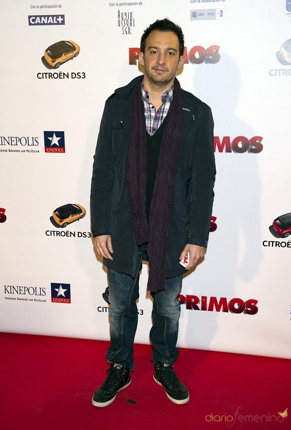 El director de cine, Alejandro Amenabar