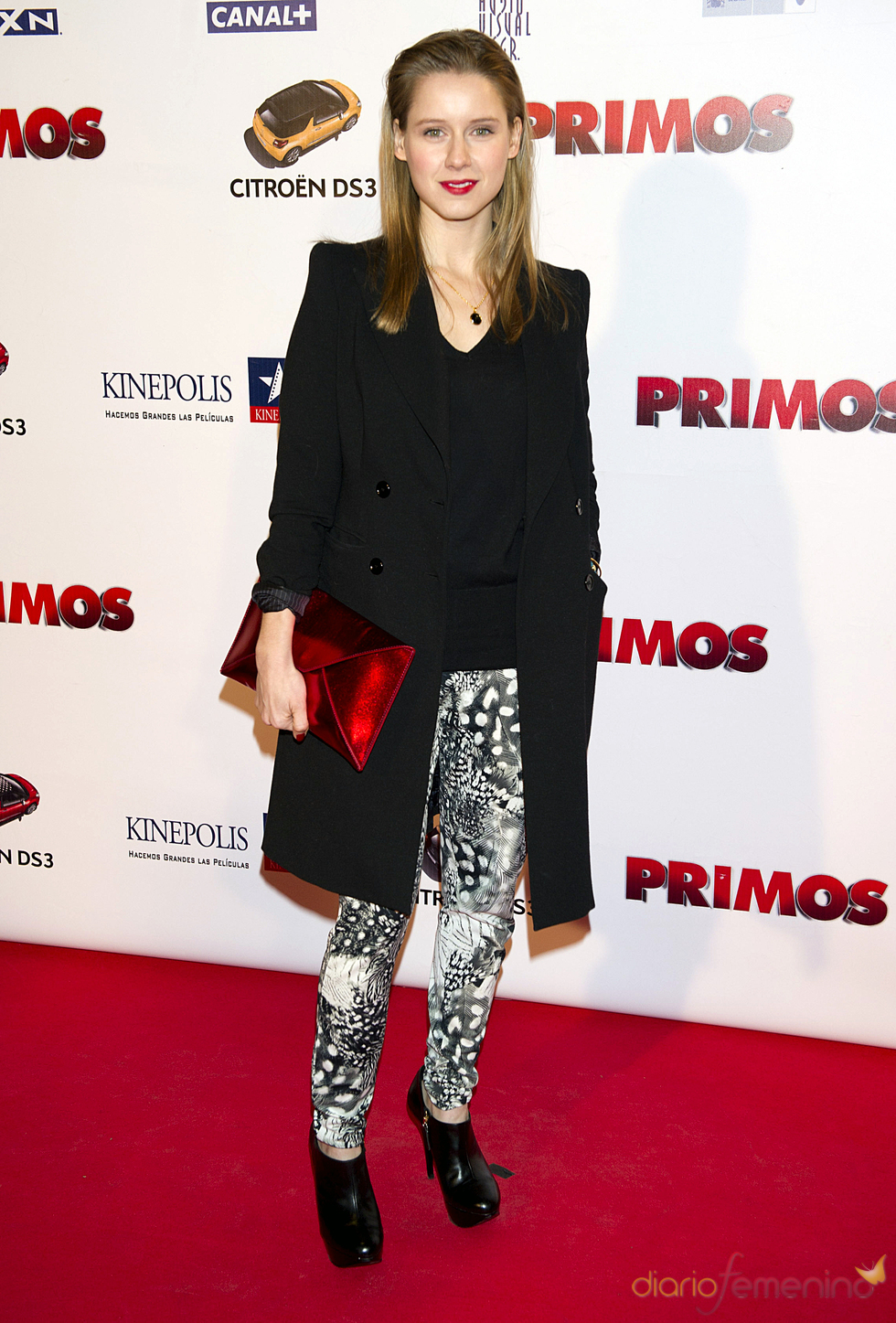 La actriz Manuela Vellés