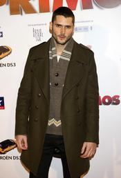 El actor Sergio Mur