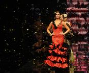 Vicky Martín Berrocal presenta su colección en SIMOF 2011