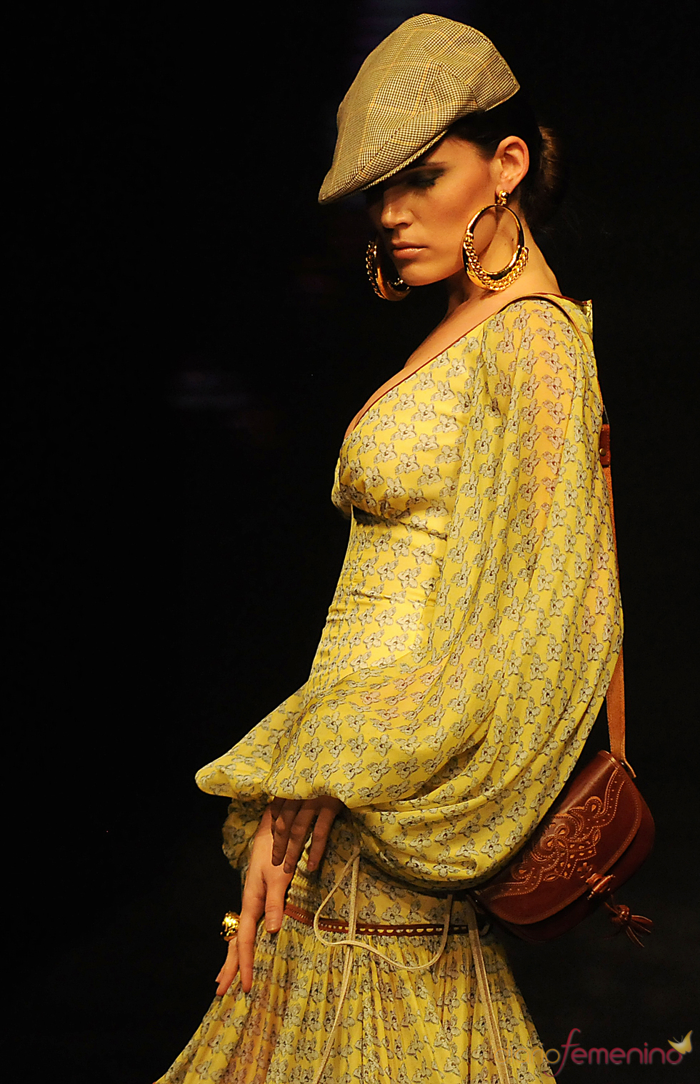 Vicky Martín Berrocal presenta sus nuevos diseños en SIMOF 2011