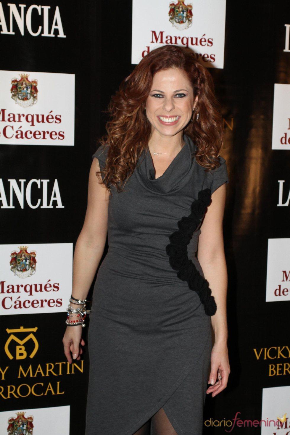 Pastora Soler en el SIMOF 2011