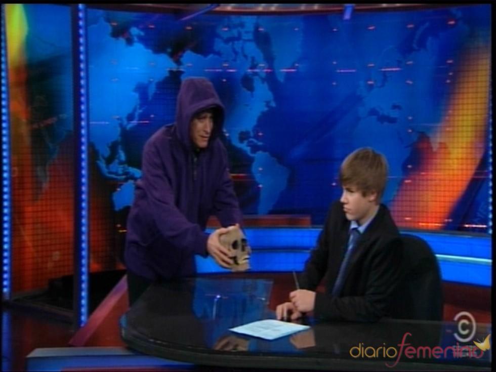 Justin Bieber se pasa a presentador