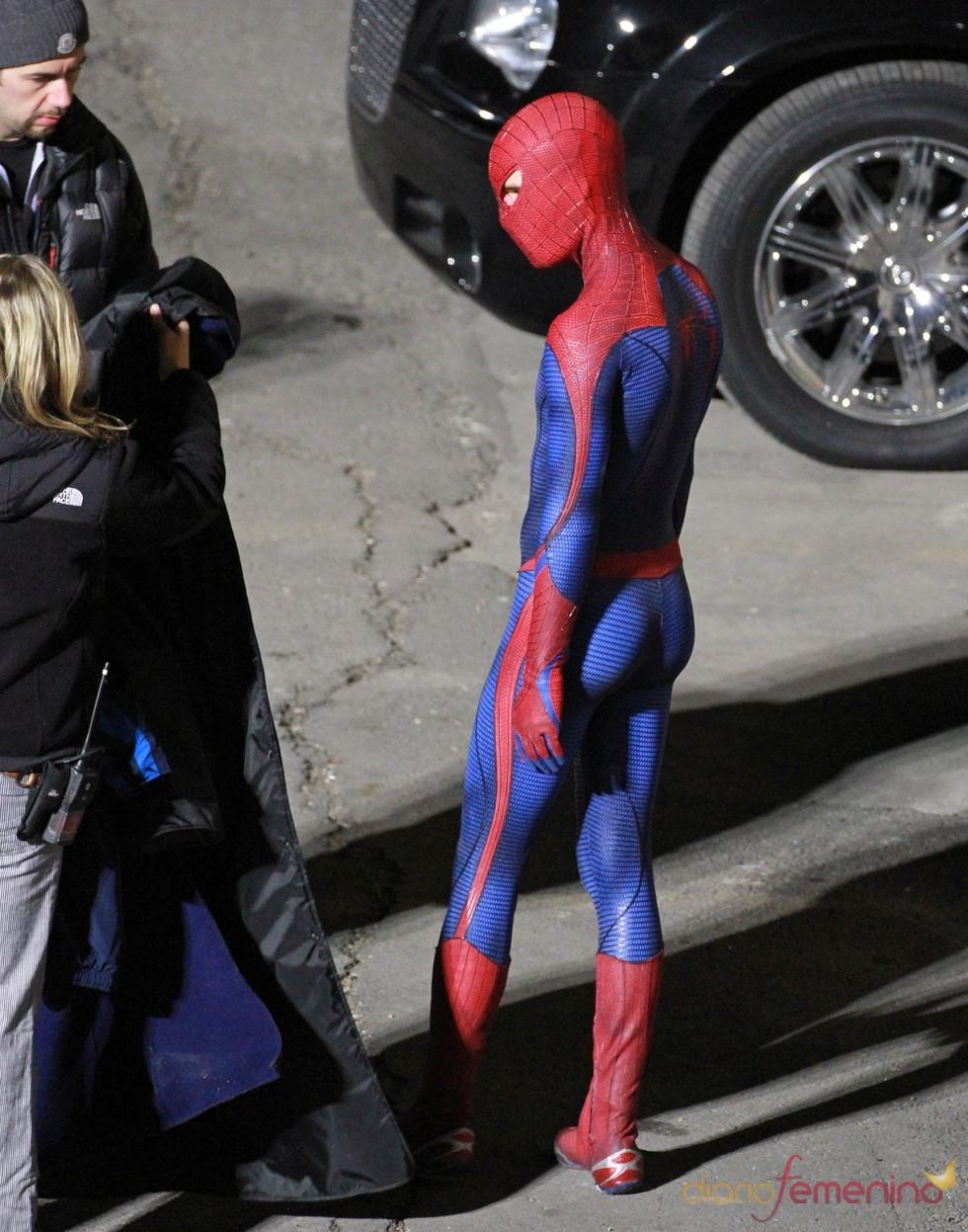 Andrew Gardfield es el nuevo Spiderman