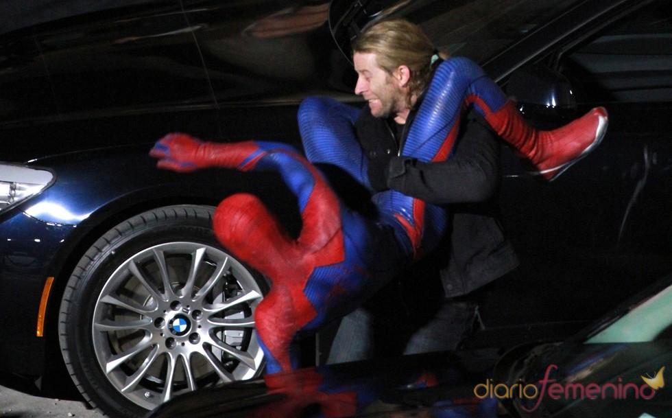 Andrew Gardfield, nuevo actor de la saga Spiderman