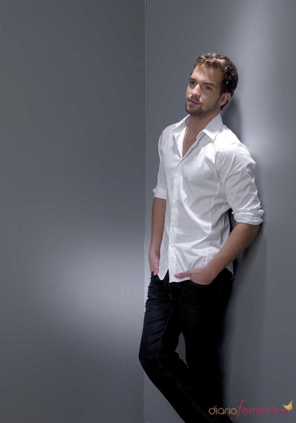 El cantante Pablo Alborán