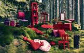 Elementos de decoración Ikea especial San Valentín