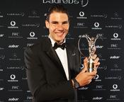 Rafa Nadal, 'Mejor Deportista del 2011'