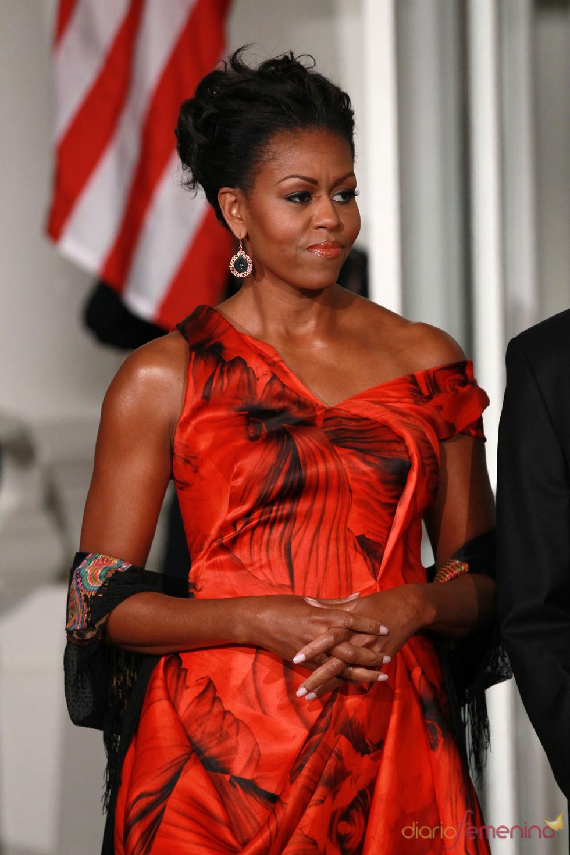 Michelle Obama, primera dama estadounidense