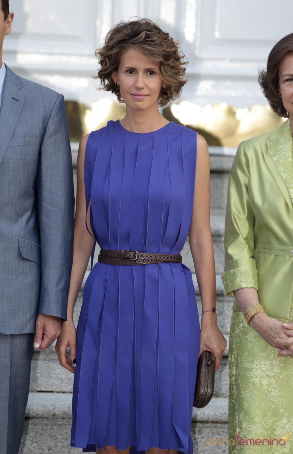 Asma al Assad, primera dama siria