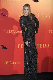 Carolina Bang en los premios Telva