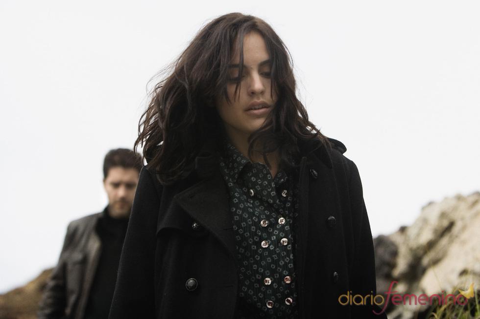 Verónica Echegui en 'La mitad de Oscar'