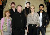 El jurado de la Berlinale