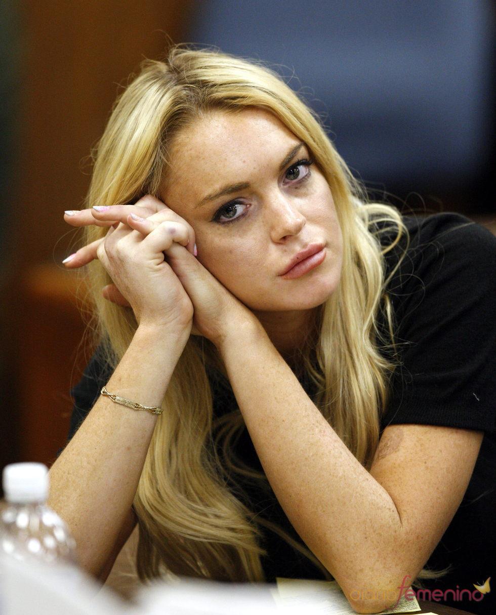 Lindsay Lohan, a juicio por robar un collar