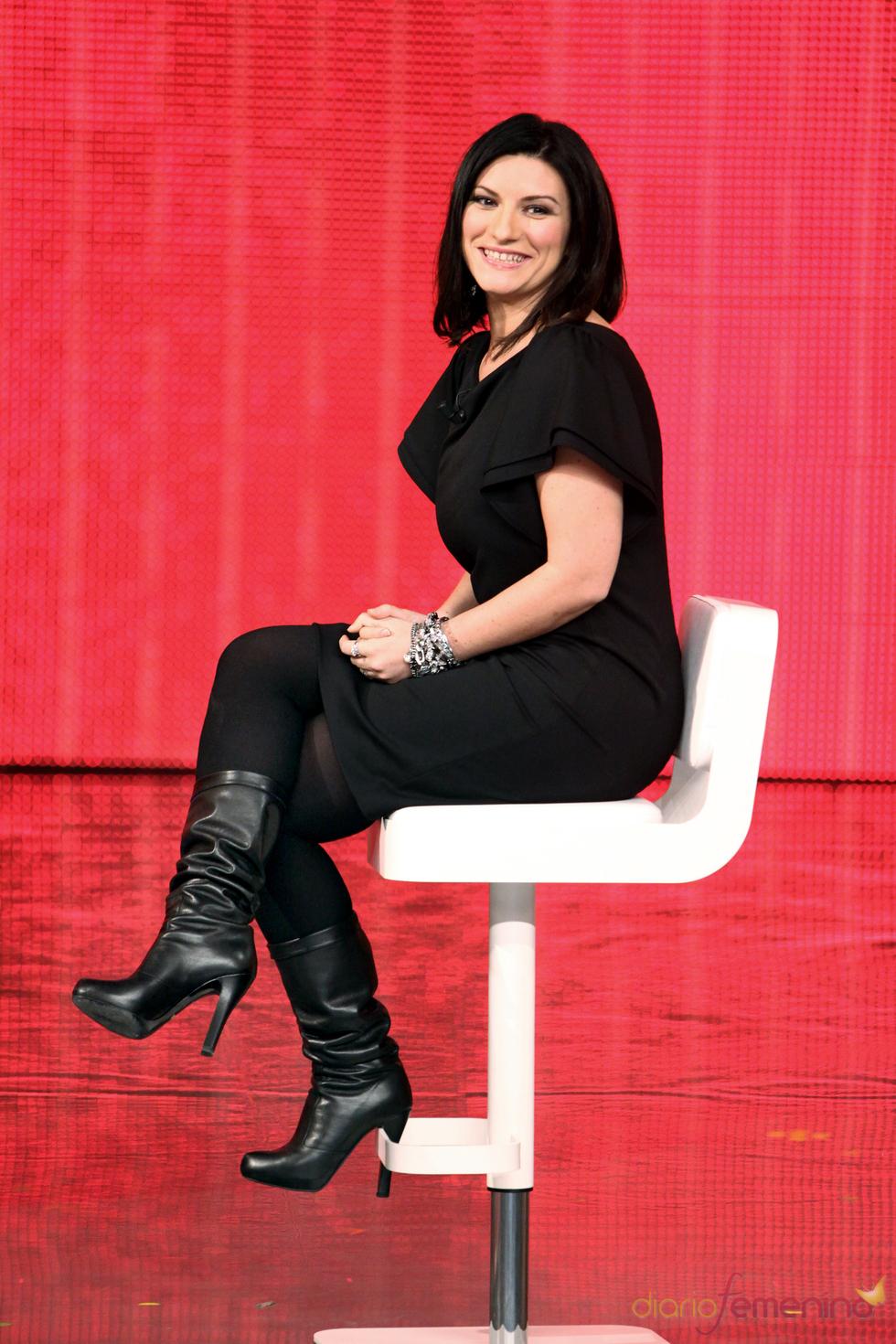 Laura Pausini reaparece en 2011