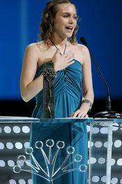 Aura Garrido, nominada al Goya 2011 a Mejor actriz revelación