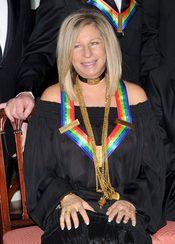 Barbra Streisand, homenajeada por la Academia de Música