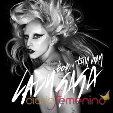 Portada del disco de Lady Gaga