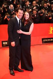 Diane Lane y Josh Brolin en la Berlinale