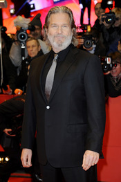 El actor Jeff Bridges en la Berlinale