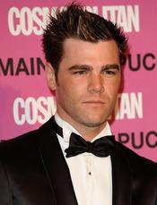 Fonsi Nieto, todo un galán durante los premios Cosmopolitan 2008