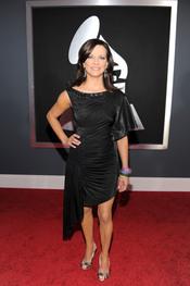 Martina McBride en los Grammy 2011