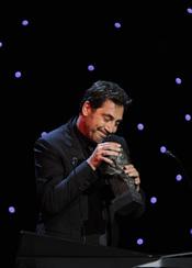 Javier Bardem gana el Goya 2011 a Mejor Actor por su papel en 'Biutiful'