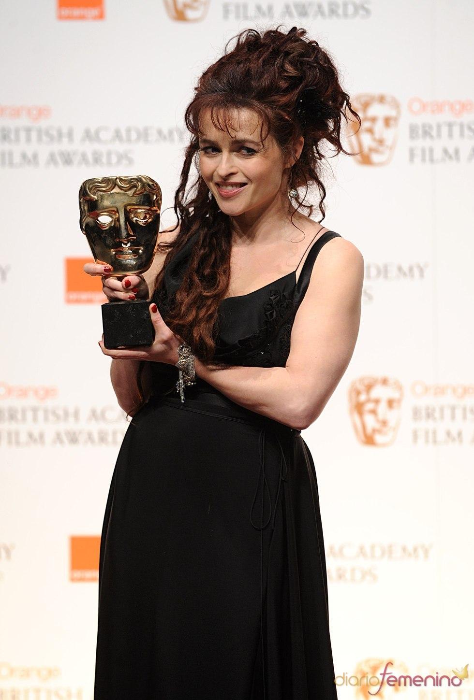 Helena Bonham Carter mejor actriz de reparto en los Bafta 2011