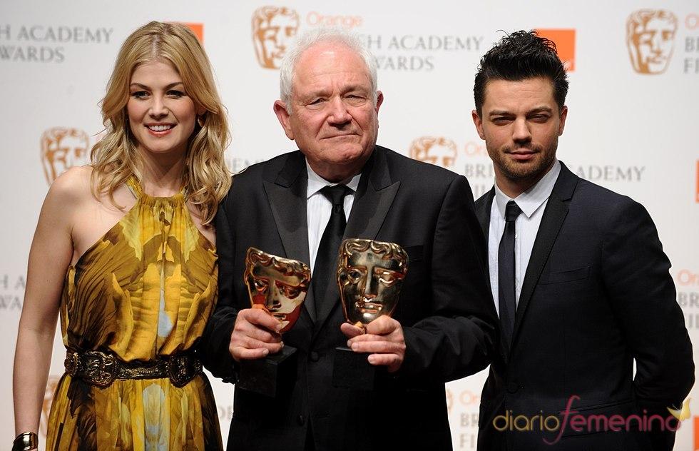 David Seidler ganador al mejor guión original. Bafta 2011