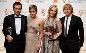 Premio contribución británica al cine: Harry Potter. Bafta 2011