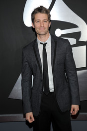 Matthew Morrison en los Grammy 2011