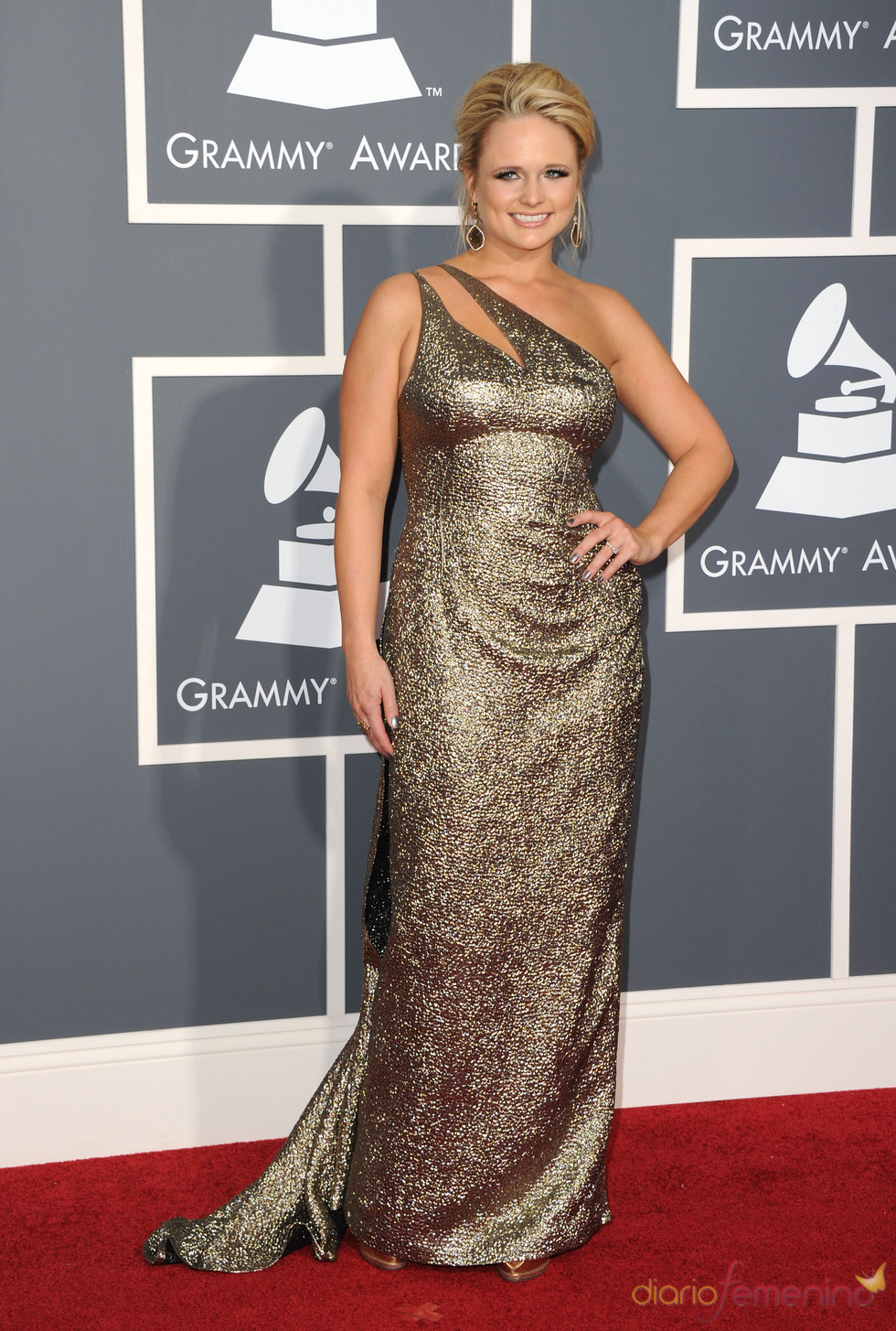 Miranda Lambert en los Grammy 2011